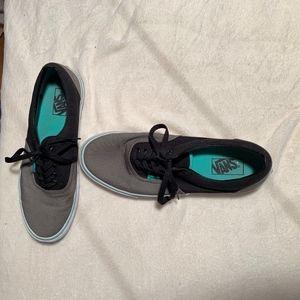 Van canvas shoes